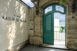 museum paris maison de balzac