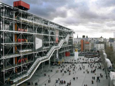 Most famous views in Paris