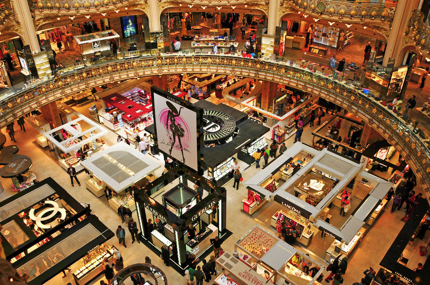 Image result for shopping paris images
