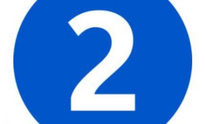 Paris Metro Line 2, the blue one