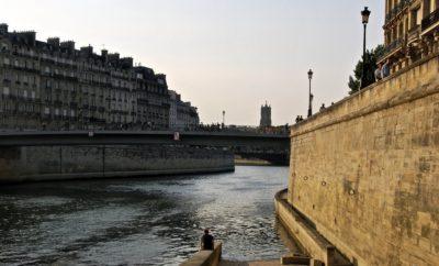 Ile Saint-Louis, Virtual Tour with Amber