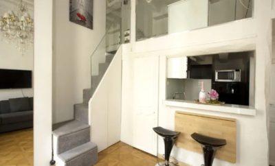 Apartment in the City Centre of Paris