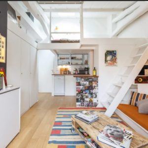 Flat for rent in Paris, living like a local