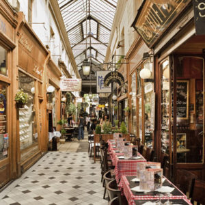 Arrondissement 2, French culture and shopping