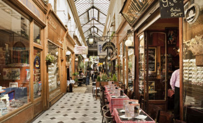Arrondissement 2, culture and shopping