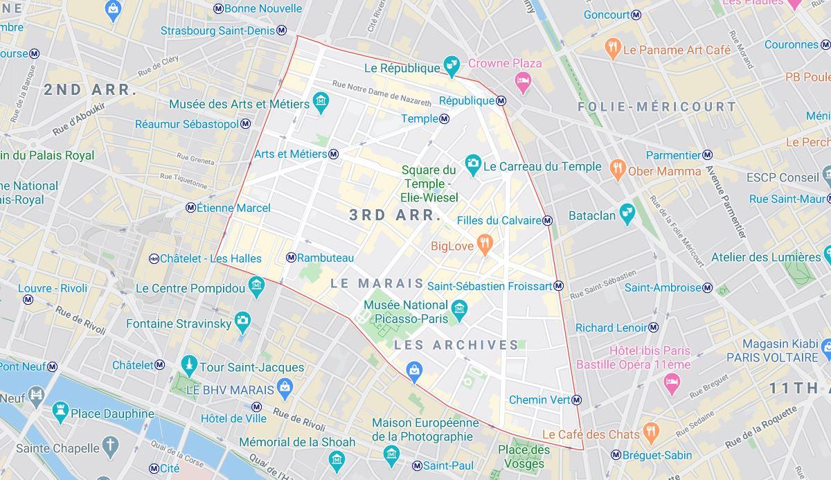 arrondissement 3