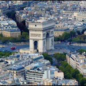 """Arrondissement 8, not """"just"""" Champs-Elysees"""