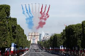 What to do on Bastille Day, July 14