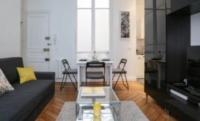 Comfortable Apartment in Le Marais