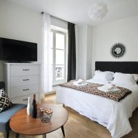 Studio Apartment in Arrondissement 2