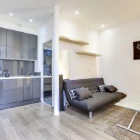 Modern Apartment in Paris