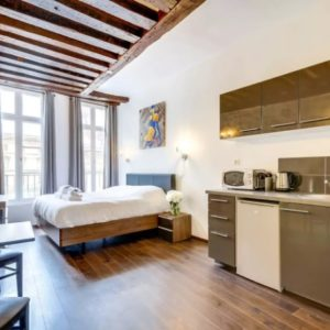 Suite near the Louvre, luxury rentals in Arrondissement 1