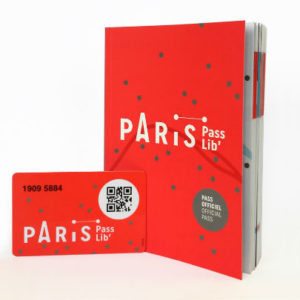 Paris Passlib, a special pass at a special price