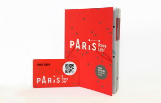 Paris Transports pass