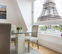 apartment near the Eiffel Tower