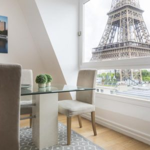 How to see Eiffel Tower from your apartment