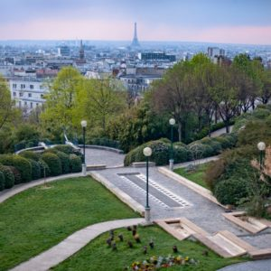 Arrondissement 20, a break from city centre