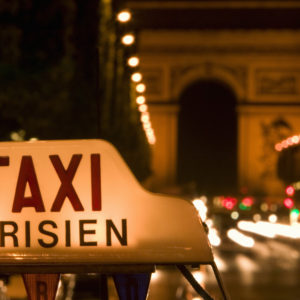 How to Take a Cab in Paris, numbers, app and info about Parisian taxi