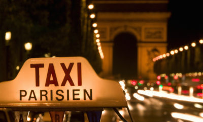 How to Take a Cab in Paris