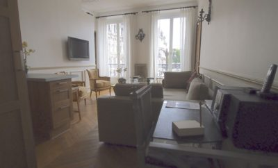 Independent Apartment near Hotel de Ville