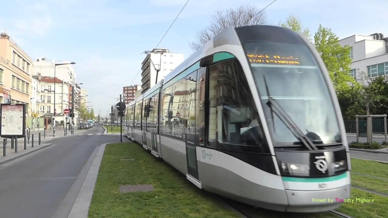 paris tram