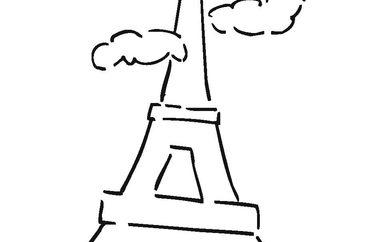 Paris with kids, Tour Eiffel and Cinéaqua