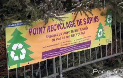 sorting waste paris