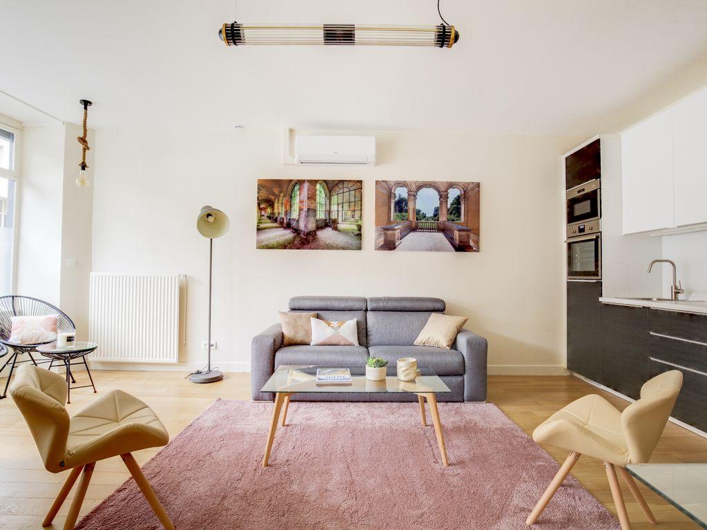 Apartment in Arrondissement 6