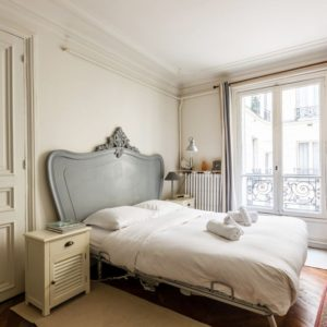 Apartment near the Moulin Rouge in Paris
