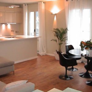 Apartment near Pompidou Center, in Arr. 4