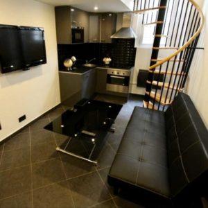 Essential Apartment in Arrondissement 16