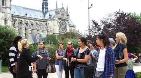 free tour in Paris