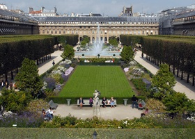 8 wonderful Parks in Paris