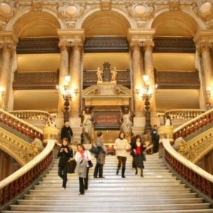 Garnier Opera House in Paris, the best ticket
