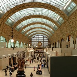 From Orsay Museum to a cruise on the Seine