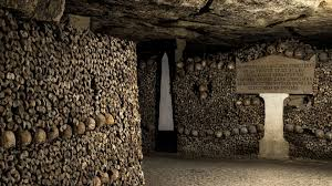 Paris Catacombs recommended ticket