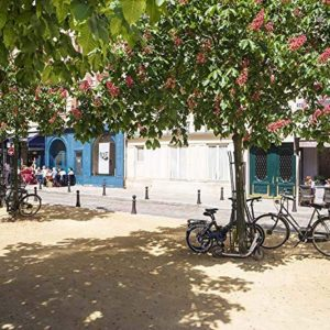 Paris in May, weather, activties, art events