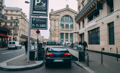 Parking in Paris