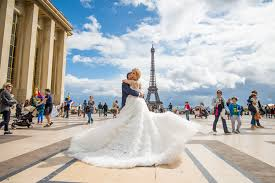 Wedding in Paris, how and where