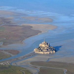 Mont Saint-Michel, a wonder near Paris
