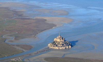 Mont Saint-Michel, a wonder near Paris