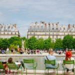 Paris in June 2019, wheater forecast and events