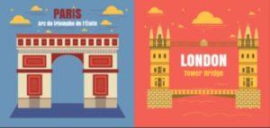 paris or london