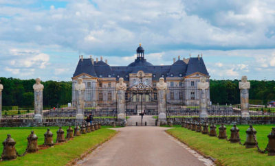 Vaux-le-Vicomte, how to have dinner in the Castle