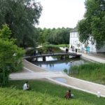 Bercy Park, 3 gardens in one in Paris city center