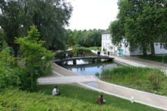 Bercy Park, Paris city center