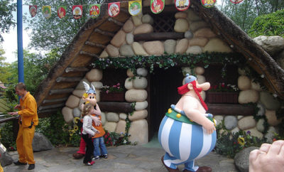 Asterix Park, attractions and info