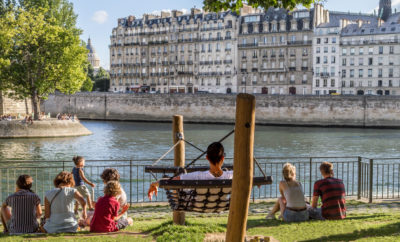 Paris in August: yes or no? It depends on what you like!