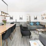 3-Bedroom Flat in Le Marais for short rentals