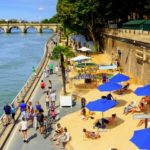 Paris Plages, live like a local in Paris on Summer